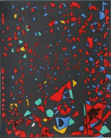 Трафарет Zeid - Témoignages pour l'art abstrait