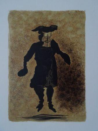 Литография Braque - Tartuffe