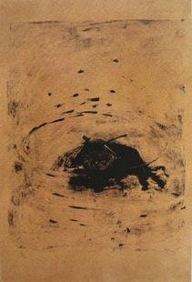 Литография Barcelo - Taureau