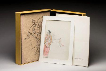 Иллюстрированная Книга Cocteau - Taureaux