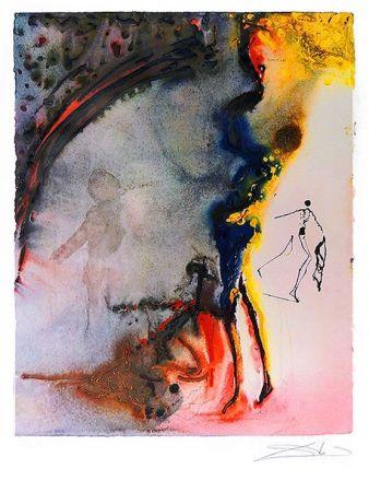 Литография Dali - Tauromachie - Bullfight Ii