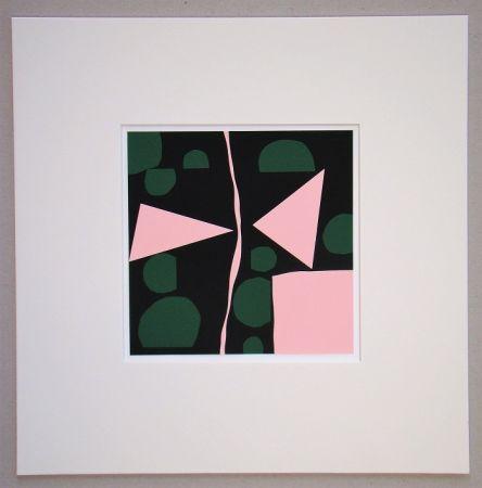 Сериграфия Mortensen - Tavignano - 1964