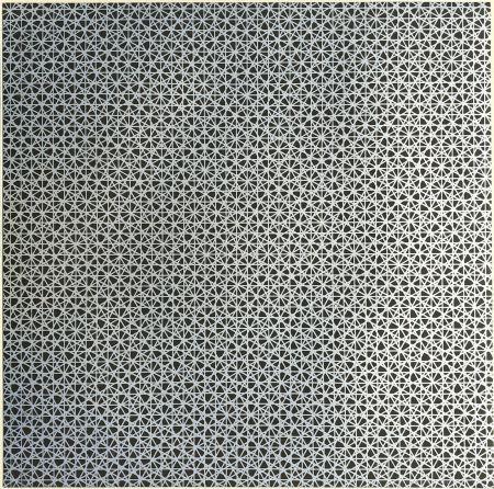 Сериграфия Morellet - Tavola 8