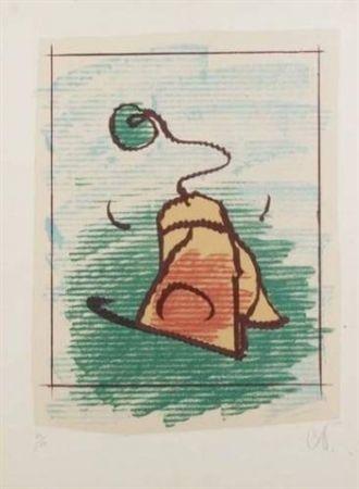 Литография Oldenburg - TEA BAG