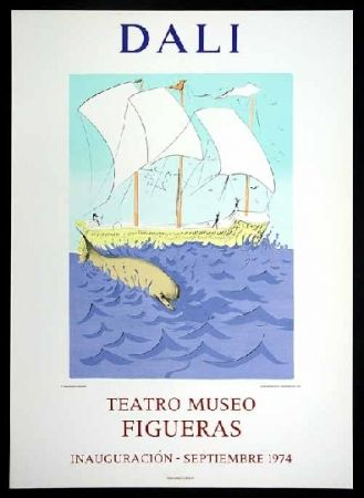 Афиша Dali - Teatro Museo Figueras.