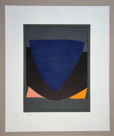 Литография Vasarely - Tecoma