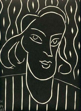 Линогравюра Matisse - Teeny