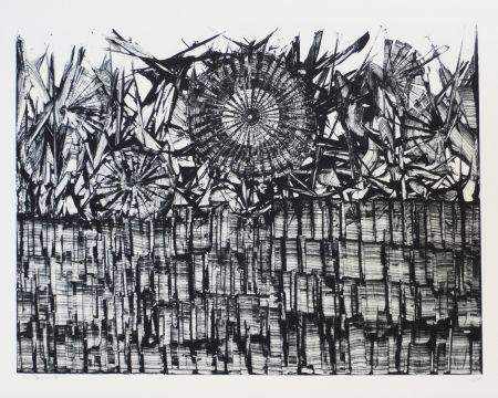 Литография Ernst - Terra Incognita 4