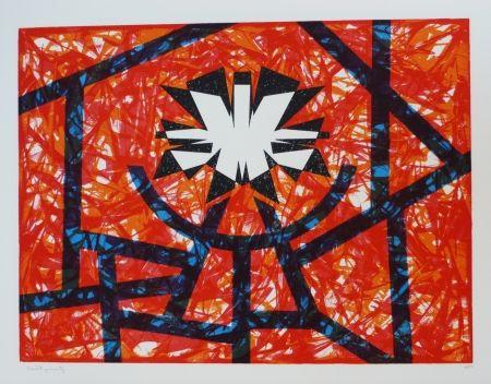 Литография Ernst - Terra Incognita 6