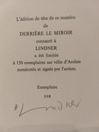 Иллюстрированная Книга Lindner - Tete DLM 226