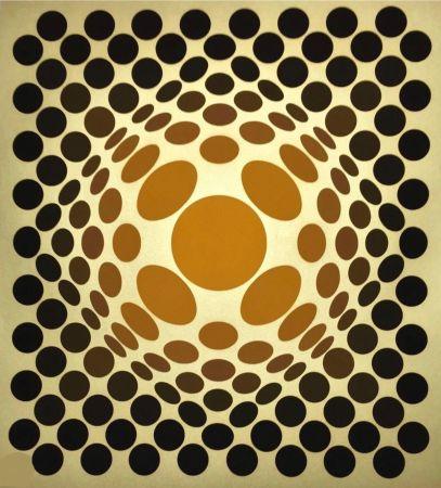 Многоэкземплярное Произведение Vasarely - Tewek
