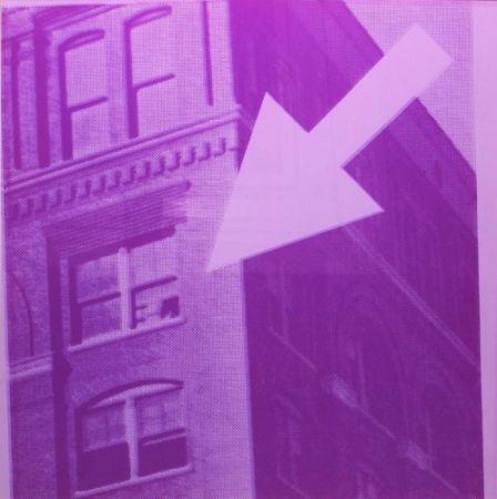 Многоэкземплярное Произведение Warhol - Texas School Book Depository - signed