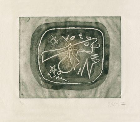 Офорт Braque -