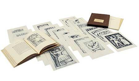 Иллюстрированная Книга Campigli - Thésée