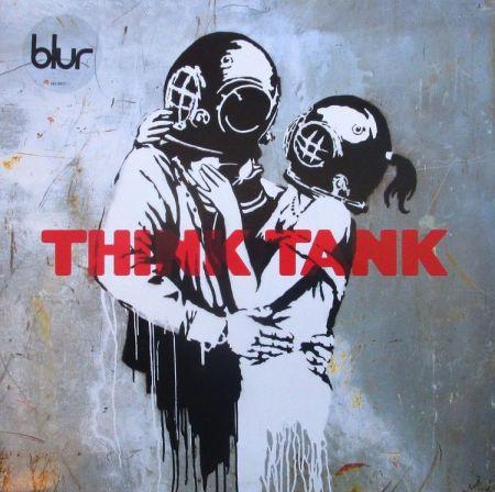 Гашение Banksy - Thank Tank Album