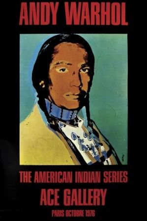 Афиша Warhol - The American Indian Series