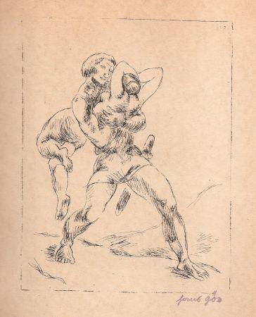 Иллюстрированная Книга Gött - The Art of Love