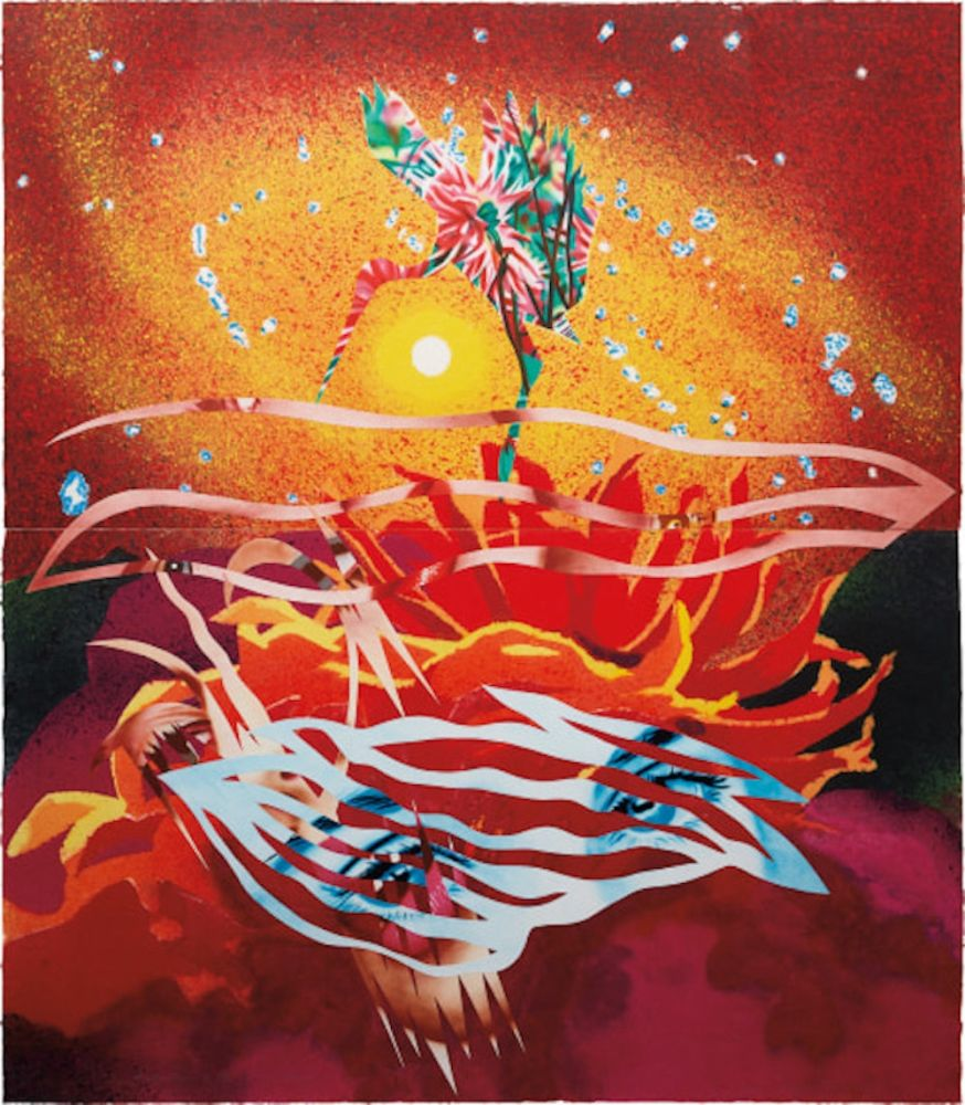 Нет Никаких Технических Rosenquist - The Bird of Paradise Approaches the Hot Water Planet, from Welcome to the Water Planet Series