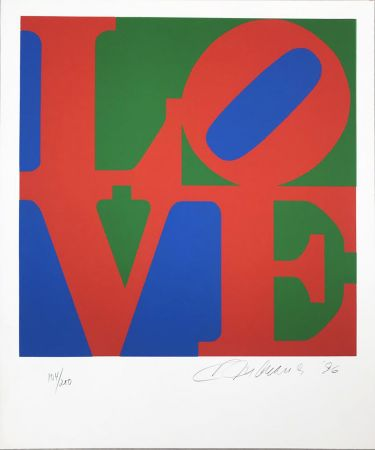Сериграфия Indiana - The Book of Love 7