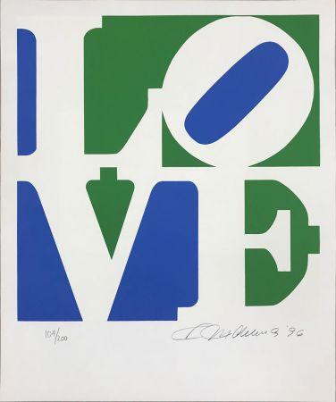 Сериграфия Indiana - The Book of Love 8