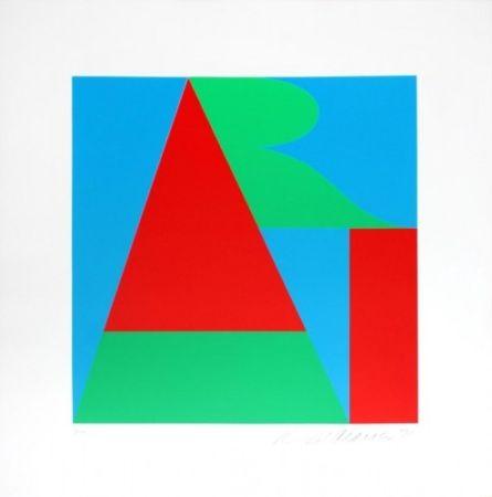 Многоэкземплярное Произведение Indiana - The Bowery Art