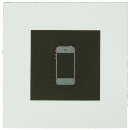 Гравюра Craig-Martin - The Catalan Suite I - iPhone