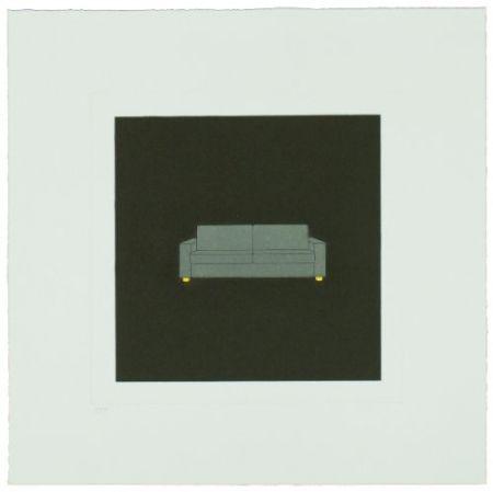 Гравюра Craig-Martin - The Catalan Suite I - Sofa