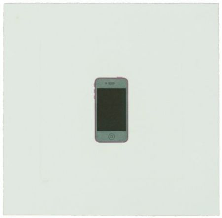 Гравюра Craig-Martin - The Catalan Suite II - iPhone