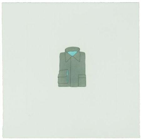 Гравюра Craig-Martin - The Catalan Suite II - Shirt