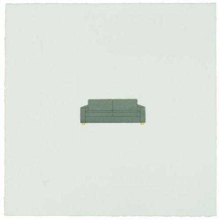 Гравюра Craig-Martin - The Catalan Suite II - Sofa