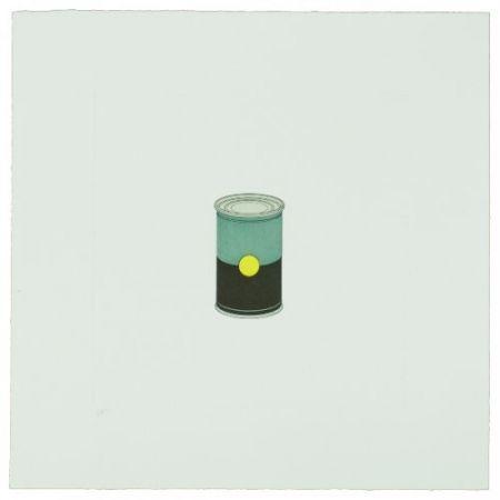 Гравюра Craig-Martin - The Catalan Suite II - Soup Can