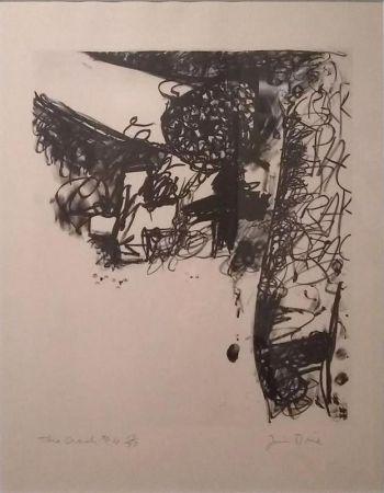 Литография Dine - The Crash #4