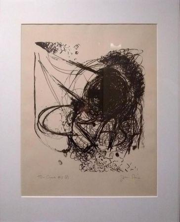Литография Dine - The Crash #5