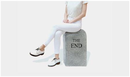 Нет Никаких Технических Cattelan - The End (granite)