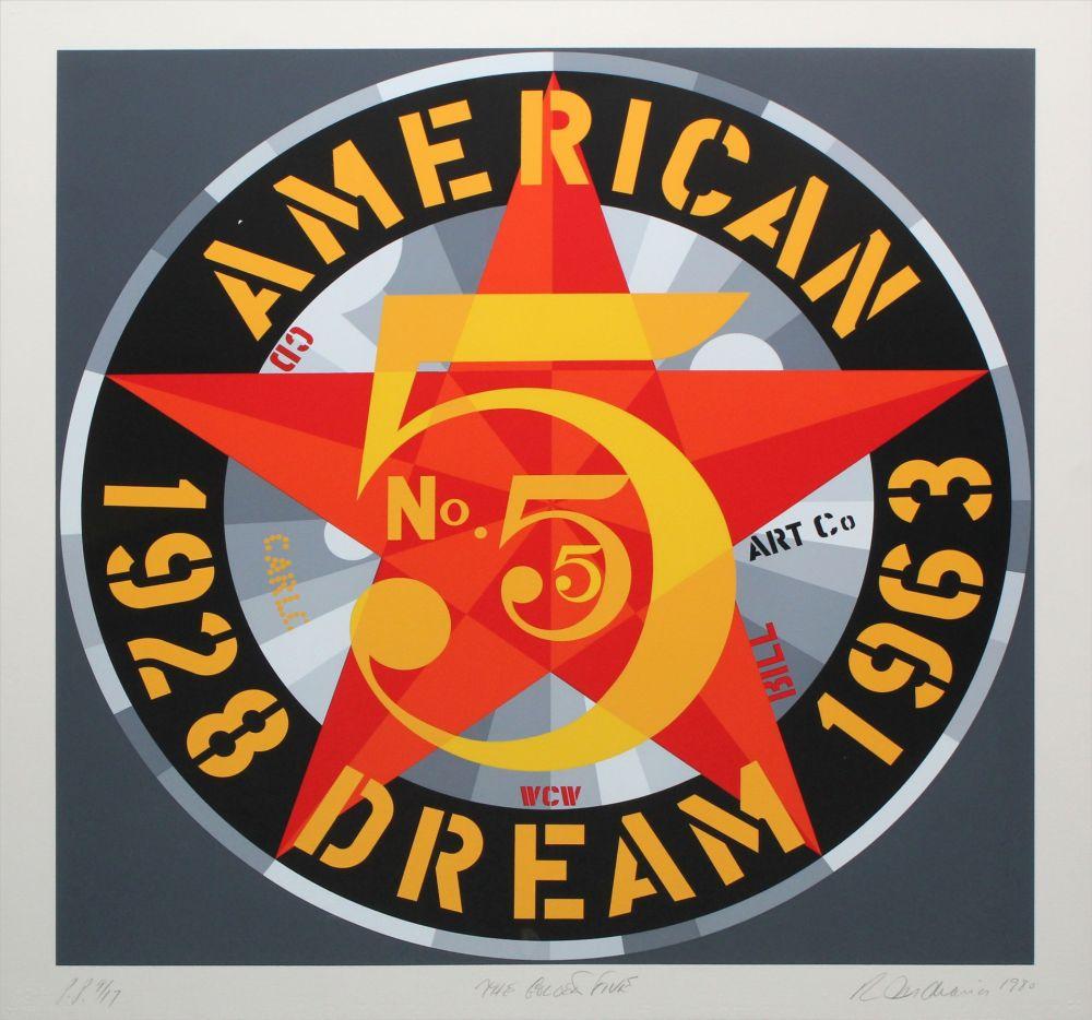 Многоэкземплярное Произведение Indiana - The Golden Five (from The American dream No. 5)