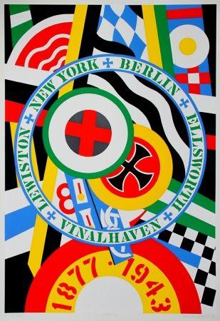 Сериграфия Indiana - The Hartley Elegies: Berlin Series, KvF IV