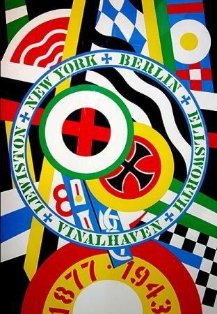 Сериграфия Indiana - The Hartley Elegies: The Berlin Series- KvF IV
