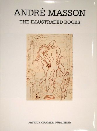 Иллюстрированная Книга Masson - The Illustrated Books: Catalogue Raisonné