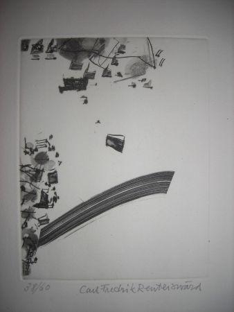 Офорт И Аквитанта Reuterswaerd - The international avant garde 2
