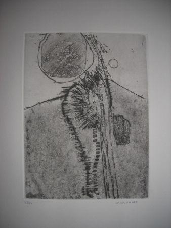 Офорт И Аквитанта Vielfaure - The international avant garde 2