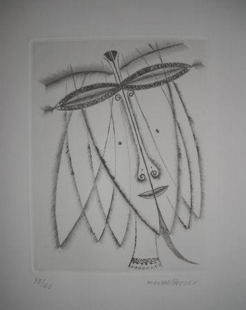 Офорт Svanberg - The international avant garde 2