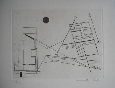 Офорт Cahn - The international avant garde 4
