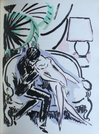 Трафарет Van Dongen - The Kiss