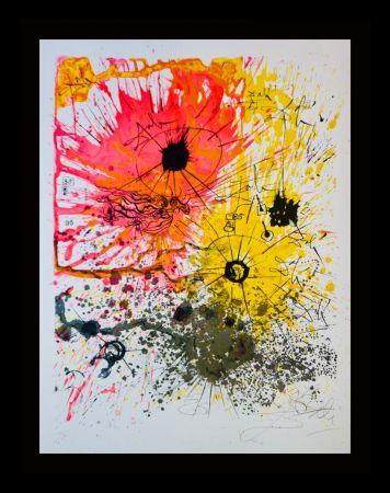 Литография Dali - The Lucky Number of Dali