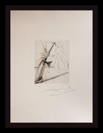 Гравюра Dali - The Magicians L'Illusioniste