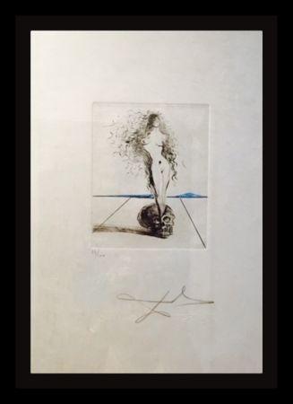Гравюра Dali - The Magicians Vanite