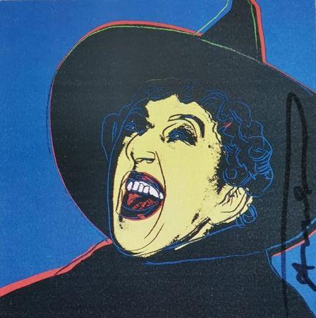 Сериграфия Warhol - The Mitch