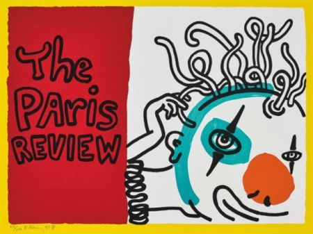Сериграфия Haring - The Paris Review