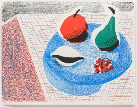 Нет Никаких Технических Hockney - The Round Plate