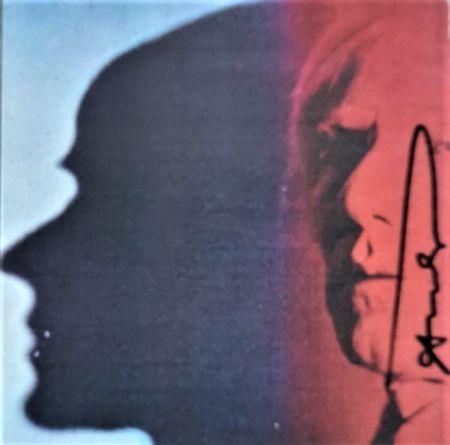 Сериграфия Warhol - The Shadow